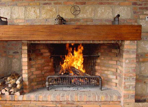 Chimeneas de lea para calefaccion por agua stunning de - Calefaccion por chimenea ...