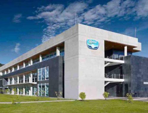 Edificio Alpina