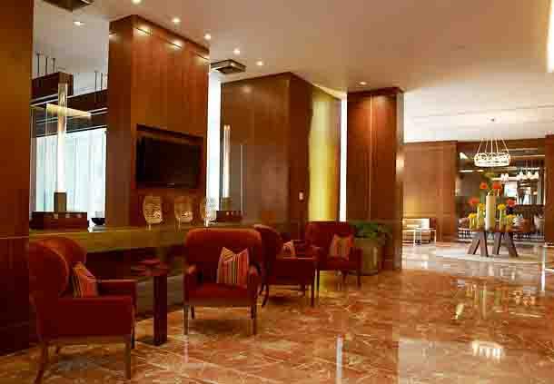 Hotel Marriot Bogotá